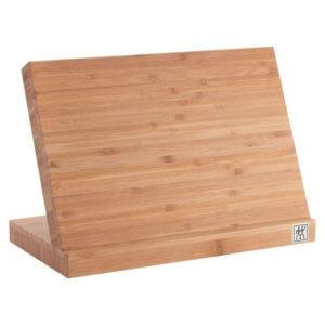 Bloco de Facas Magnético Bamboo - Zwilling