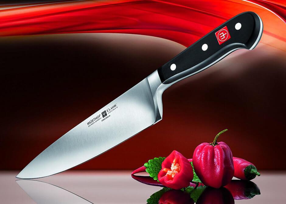 Ilustração de melhor faca do chef - quais as melhores facas de cozinha no mercado?