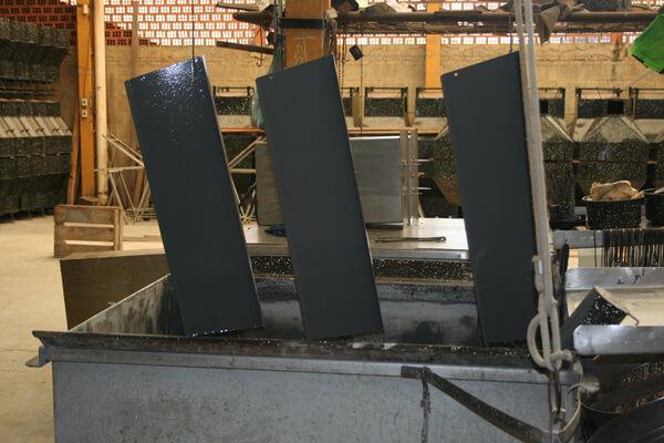 módulos de churrasqueiras na fabricação