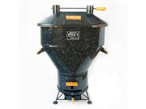 Churrasqueira Apolo 9 Esmaltada