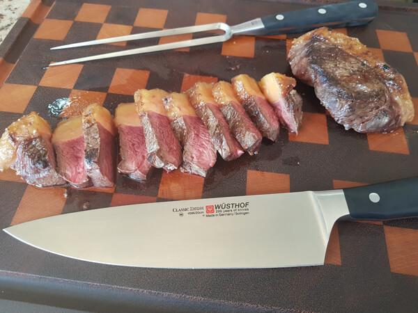 As 3 melhores facas para churrasco e facas para cortar carne
