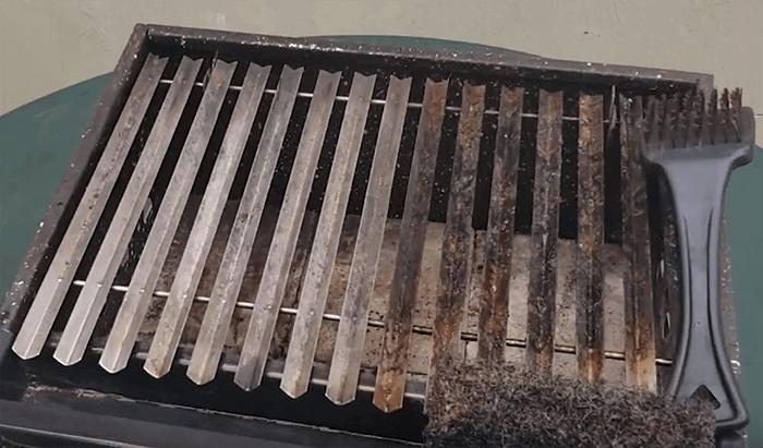 Como Limpar Grelha de Churrasqueira - Passo a Passo