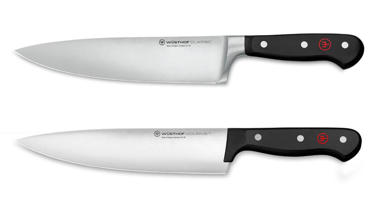Principais diferenças: faca forjada x faca estampada
